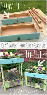diy planters small front porches perfect place and planters