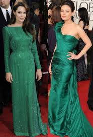 angelina jolie green gown best gowns and dresses ideas u0026 reviews