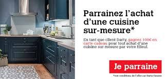 cuisine darty cuisine sur mesure cuisine équipée darty