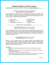 Job Resume Qualifications by Machine Mechanic Resume Resume For Your Job Application