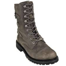 womens boots harley davidson harley davidson boots s 7 inch 83855 leather side zip