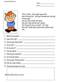 body partscomprehension elementary google search teaching