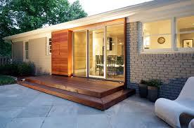 Houzz Patios Wood Decks And Patios Houzz