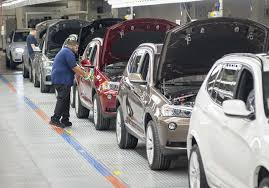 bmw car plant bmw manufacturing reports record production volume bmw us factory