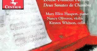 chambre d h es nancy magical journey louise farrenc violin sonata no 2 cello sonata