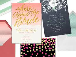 online wedding invitations 5 online invitation vendors we