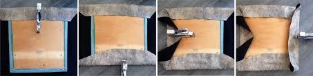 comment refaire un canapé en tissu restaurer un fauteuil je fais moi même
