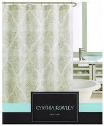 Grey Green Shower Curtain Cynthia Rowley Indian Elephant Fabric Shower Curtain 72 Inch By 72