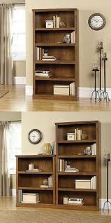 Ebay Bookcases Bookcases 3199 Sauder Barrister Lane Bookcase Oak U003e Buy It Now