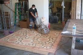 log floor slaughterbeck floors inc burl floor cbell ca