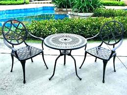 metal patio table and chairs outdoor table chairs pmdplugins com