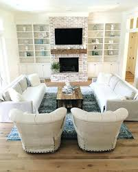 Corner Living Room Decorating Ideas - living room decorating around fireplace with corner and tv ideas
