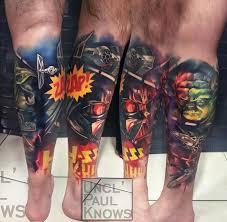 darth vader wars tattoos best wars tattoos darth vader