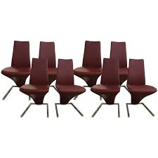 Dinette Chairs by Viyet Designer Furniture Seating Rolf Benz 7800 Dining Chairs