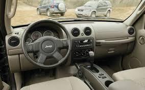 jeep 2005 liberty 2005 jeep liberty crd 4wd diesel vs 2005 toyota rav4 l