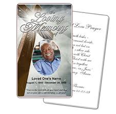funeral template superstore company offers new line of printable