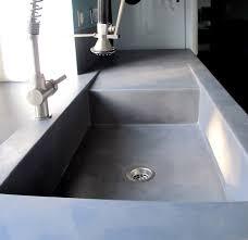 plan de travail cuisine beton 50 plan de travail beton cire inconvenients idees