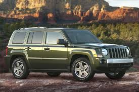 patriot jeep used 2007 jeep patriot used car review autotrader