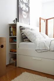 Storage Bed With Headboard Shelf Headboard Ideas Best 25 Storage On Pinterest Intended For