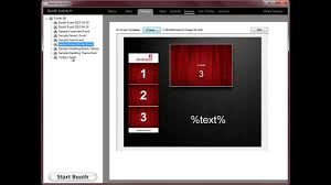 photo booth software darkroom booth start