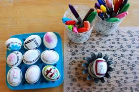 Easter Egg Decorating Ideas For Toddlers by Easter Egg Ideas For Kids Combining Favorites To Make Miniature