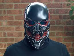 cool masks ha goliath weathered graphite grey m airsoft mask