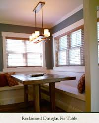 Benches For Dining Room Tables 126 Best Diningroom Tables W Bench Seating Banquettes Images On