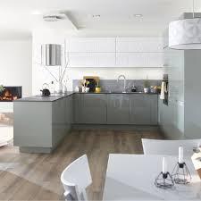 cuisines delinia meuble de cuisine vert delinia kitchen project