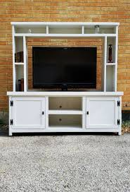 buy a hand made barn wood tv stand media console entertainment