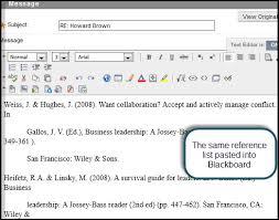 format apa citation board formatting