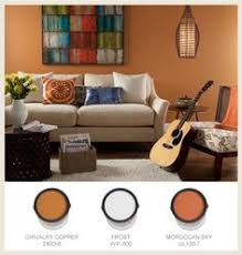 orange can quickly turn pastel if you opt for a lighter shade to