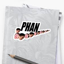 Nike Meme - phan dan and phil nike meme stickers by tishisnotonfire