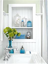 pretty bathroom accessoriesclear glass cylinders look flawless and