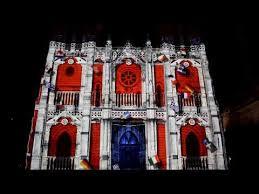 san fernando cathedral light show san fernando history