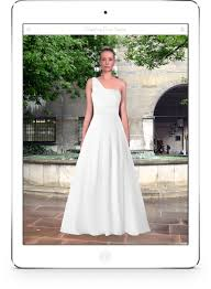 design your own wedding dress wedding reality create your own wedding dress and try it on your