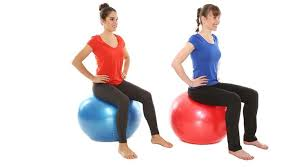 Sitting On A Medicine Ball At Desk Dead Syndrome Sitting At Your Desk For Long Hours Could Get