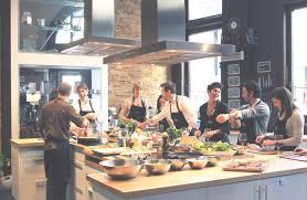 ecoles de cuisine kitchen classroom in ecole de cuisine alain ducasse alain ducasse