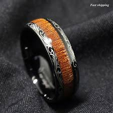 Wooden Wedding Rings by Wooden Wedding Ring Ebay
