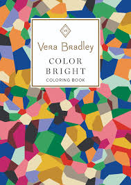 color patterns vera bradley coloring books add beautiful patterns to the