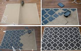 Rug Painting Ideas 20 Trendy Tips To Get More Use Out Of An Old Rug