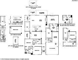 Richmond American Floor Plans Richmond American Homes Sycamore At Spencer U0027s Crossing Julia