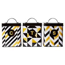kitchen canisters australia chromatic kitchen canisters set of 3 target australia