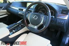 lexus interior 2012 2012 lexus gs 350 sports luxury review performancedrive