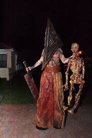 Silent Hill Halloween Costume Pyramid Head Costume Pictures