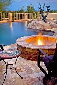 Southern Hearth And Patio Outdoor Fireplace In Tucson Az Solana Outdoor Living