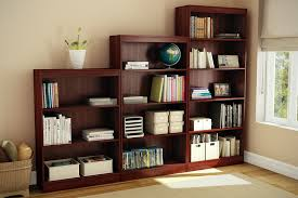 Dark Cherry Bookshelf Amazon Com South Shore Axess Collection 5 Shelf Bookcase Royal