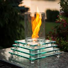 garden preparing outdoor fire pit cooking accessories for party