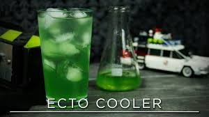 halloween drink dispenser ecto cooler cocktail u2022 31 days of halloween youtube