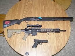 let u0027s see your 3 gun setups page 4 ar15 com