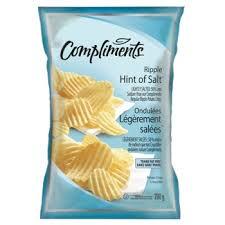 Ripple Chips Ripple Hint Of Salt Potato Chips